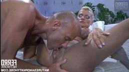 Зрелая мама ебется с молодым любовником и получает кайф